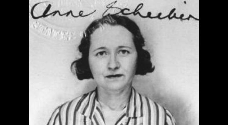 Anne Scheiber